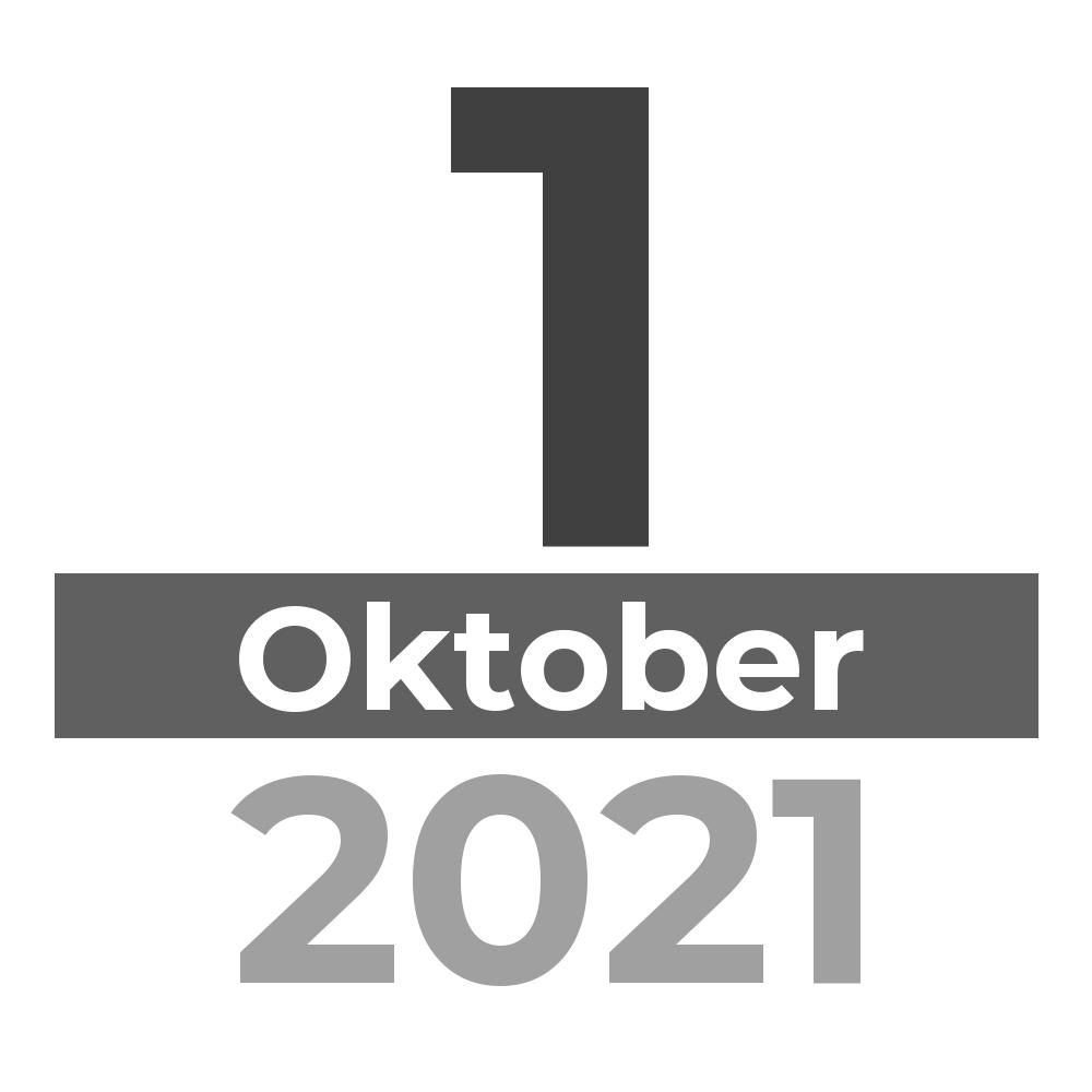 Ce qui changera le 1er Octobre 2021 en Allemagne
